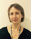 Image of Aneta Metodiev, cancer information officer