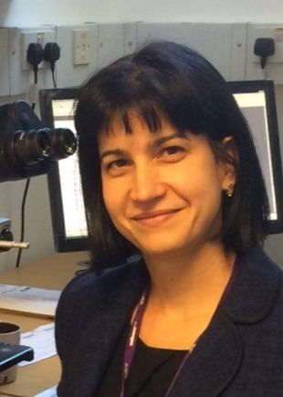 Photo of Dr Miriam Mitchison