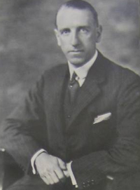 Lord Alfred Webb Johnson was prominent in the appeal to rebuild the Hospital between 1925 and 1935
