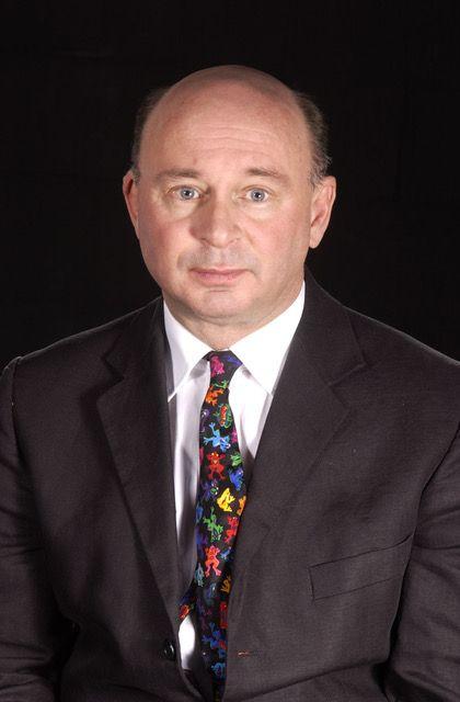 Photo of Professor Chris Bunker