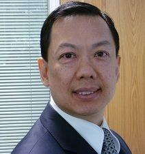 Photo of Mr Simon Choong