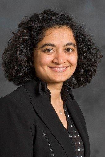 Photo of Miss Ulpee Darbar