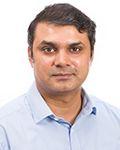 Photo of Dr Ashirwad Merve