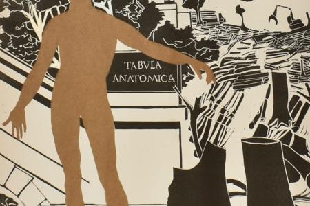 Tabula Anatomica by Stella Yarrow, £250