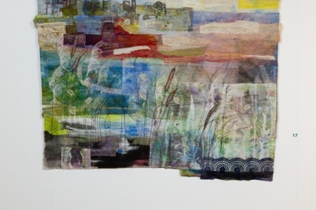 North Kent Marshes by Cas Holmes, £2,000