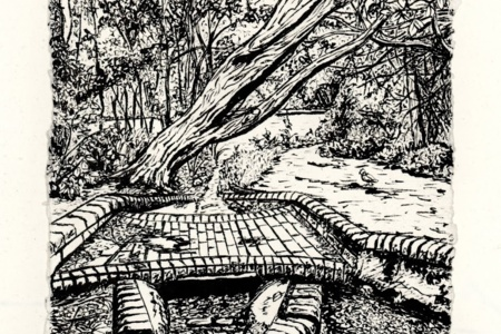 Keston Ponds by Jon Halls, £100